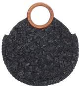 Kayu Coco woven-straw tote