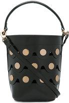 Pierre Hardy Penny bucket bag - women - Calf Leather - One Size