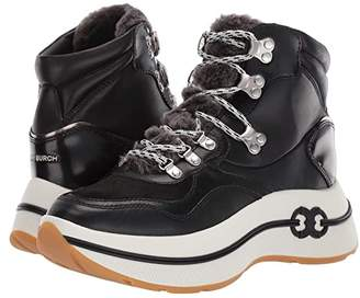 Tory Burch Gemini Link Platform Hiking Boot