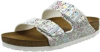 Birkenstock Arizona, Women's Heels Sandals Open Toe Sandals,(38 EU)
