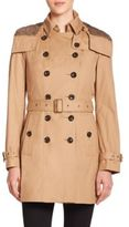 Burberry Reymoore Trench Coat