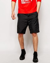 Weekday Quilted Shorts Loaded