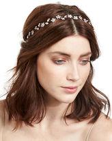 Jennifer Behr Calla Floral Circlet Headband