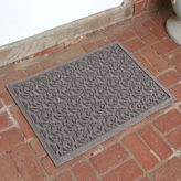Bed Bath & Beyond Weather GuardTM Leaf 23-Inch x 35-Inch Door Mat