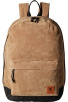 DC Backstack Fabric Backpack Bags