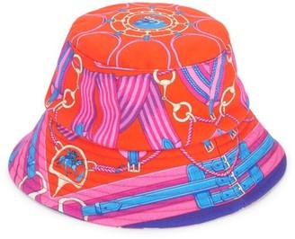 Rani Arabella Belt & Chain Bucket Hat