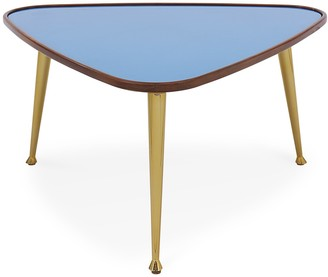 Jonathan Adler Monterey Triangle Occasional Table