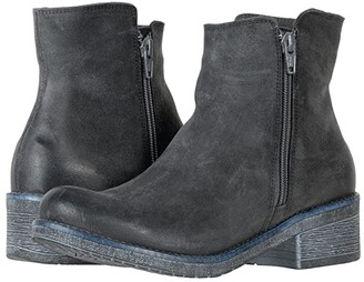 Naot Footwear Wander (Brushed Oily Olive Suede) Women's Boots