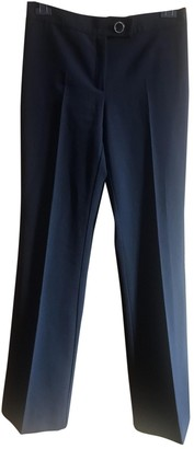 Marella Black Trousers for Women