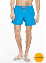 Emporio Armani EA7 Eagle Print Swim Shorts