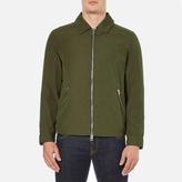 Gant Men's Double Flyer Jacket Dark Butternut