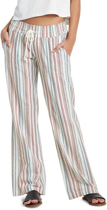Roxy Oceanside Stripe Pants