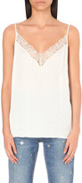 Sandro Ace woven camisole