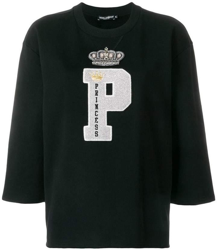 Dolce & Gabbana Princess sweater