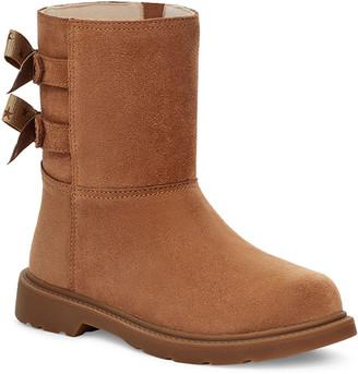 UGG Tillee Suede Boots, Kids