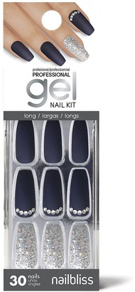 Nail Bliss Naval Glamour Gel Nail Kit