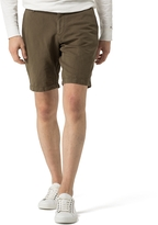 Tommy Hilfiger Cotton And Linen Short