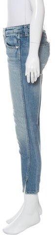 Amo Distressed Skinny Jeans