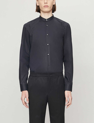 HUGO BOSS Slim-fit cotton shirt
