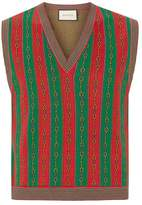 Gucci Knitted Vest