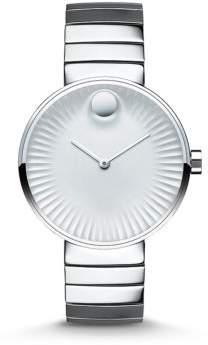 Movado Edge Stainless Steel Bracelet Watch