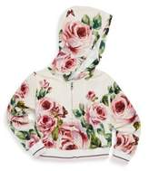 Dolce & Gabbana Toddler's, Little Girl's & Girl's Floral Hoodie