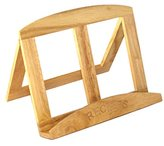 Zodiac Easel Style Foldaway Wooden Recipe Cook Book Stand