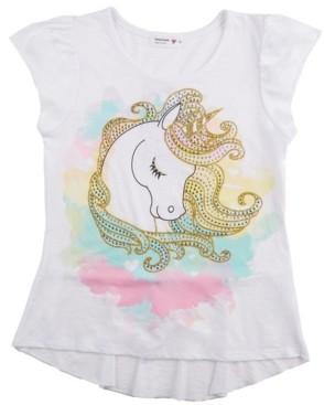 Beautees Girls Unicorn Tee