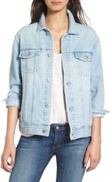 AG Jeans Women's 'Nancy' Three Quarter Sleeve Denim Jacket