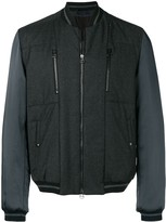 Lanvin panelled jacket