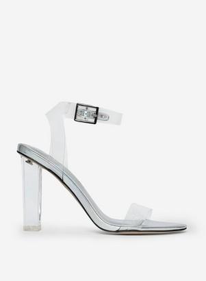 Dorothy Perkins Womens Multi Colour Iridescent 'Sophie' Sandals, Multi Colour