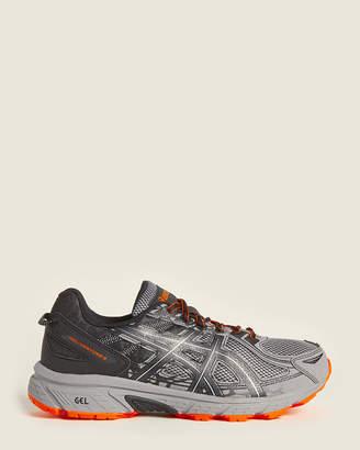 Asics Frost Grey & Phantom Gel-Venture Running Sneakers