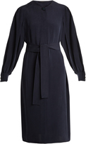 Joseph Nola tie-waist silk dress
