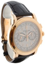 Patek Philippe 5070R-001 18K Rose Gold Chronograph Mens Watch