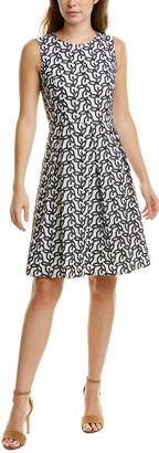 Brooks Brothers Embroidered Mini Dress