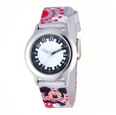 Disney Mickey Mouse Kids Time Teacher Strap Watch