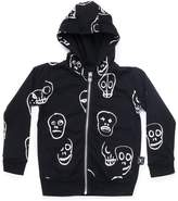 Nununu Youth Skull Mask Hoodie