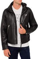 G Star G-Star Empral 3D Leather Jacket