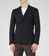 Reiss Curtis B Wool Double-Breasted Blazer