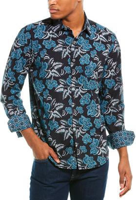 Robert Graham Laws Classic Fit Woven Shirt