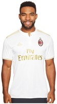 adidas AC Milan Away Jersey Men's Short Sleeve Pullover