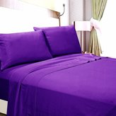 Unknown 1800 Count Hotel Quality Deep Pocket Piece Bed Sheet Set Wrinkle Free //