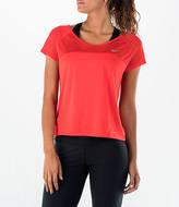 Nike Women's Run Fast Short-Sleeve Running Shirt