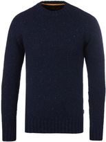 Barbour Navy Netherby Crew Neck Sweater