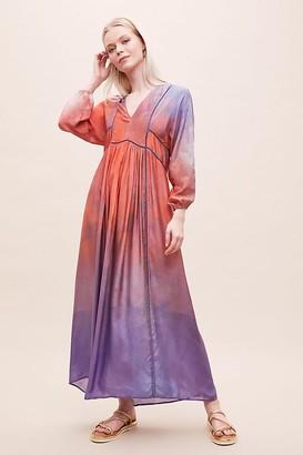 Bl Nk Bl-nk Victory Tie-Dye Dress