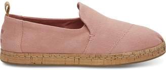 Toms Bloom Oxford Women's Deconstructed Cork Alpargatas