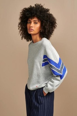 Bellerose Feati Heather Grey Sweatshirt - 2