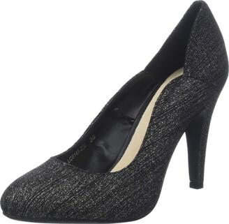 The Divine Factory Women QL3449 Boots Black Size: 4 UK