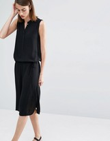 Selected Jessi Sleeveless Long Dress With Belt
