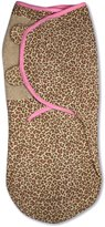 Summer Infant SwaddleMe Adjustable Infant Wrap, Leopard, Large